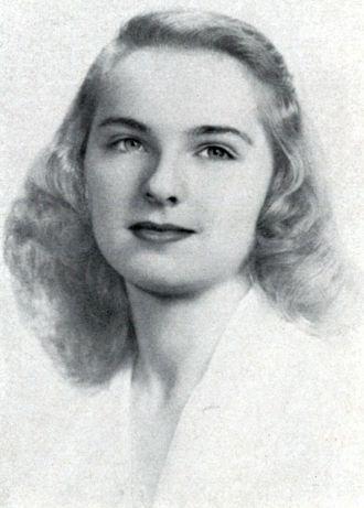 Jane Fischer, Ohio, 1946