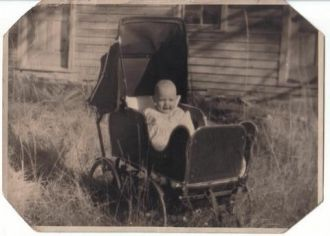 Leslie Raymond Allison, New Mexico 1922