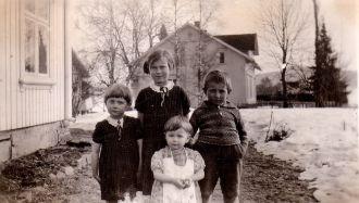Petra Bogstad family