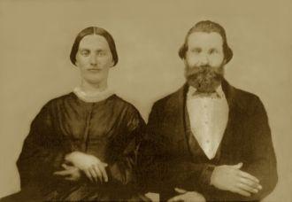 Rachel and John Wilkinson