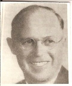 A photo of George Alvin Robison