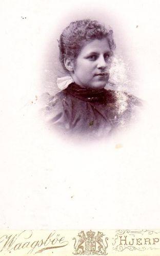 Andreatte Angrussen