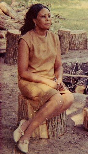 Zola Mae Olson, Michigan 1969