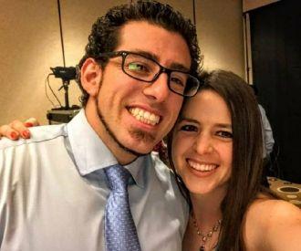 Shane and Megan Parker