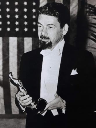 Paul Muni and his Academy Award 1937