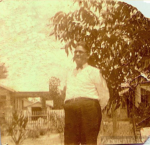 Grandfather Jordan B. Joyner