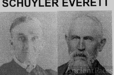Rachel & Schuyler Everett