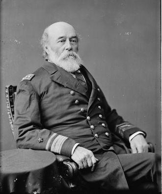 Admiral Charles S Boggs USN