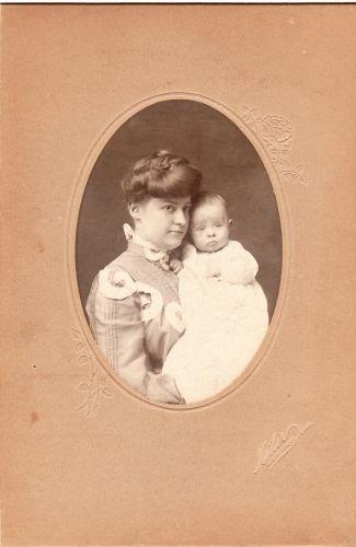 Bulger Woman & child?