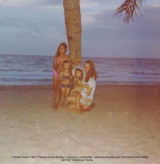 Bradley Family 1977