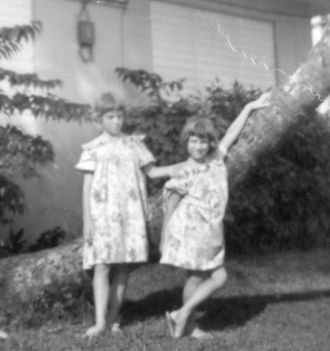 Holleen and Mary Pinkley,1962