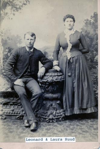 Leonard & Laura Ruud