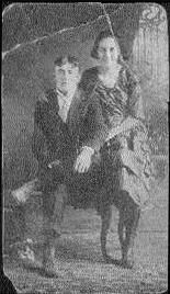 Dewey and Mary Theo Horner