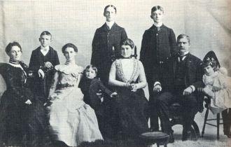 Charles Sweeny Family