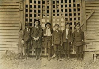 Price, Long, Hurley, & Caswell 1908