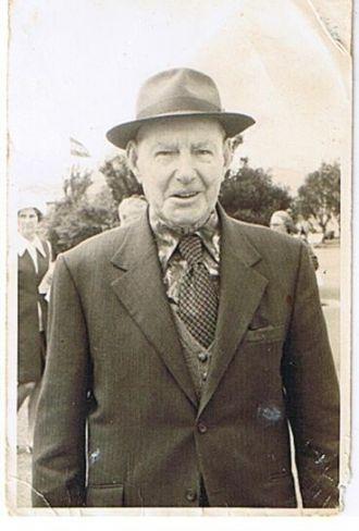 Robert Carson, New Zealand