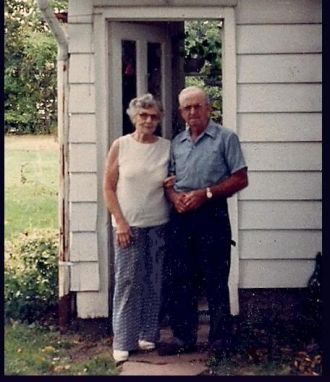 Emory and Audra Shaffer