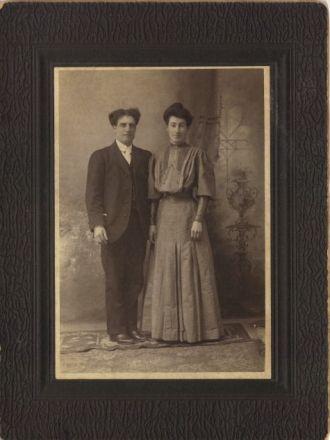 Arthur Greenland & Jennie Gough
