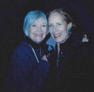 Molly Molloy and friend