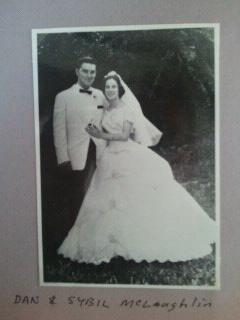 Daniel Frances McLaughlin & Sybil Ann (Belmonth) Mclaughlin