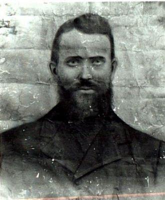 A photo of Miles Benton Hughes