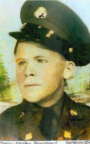 Johnnie Clayton Armistead World War ll