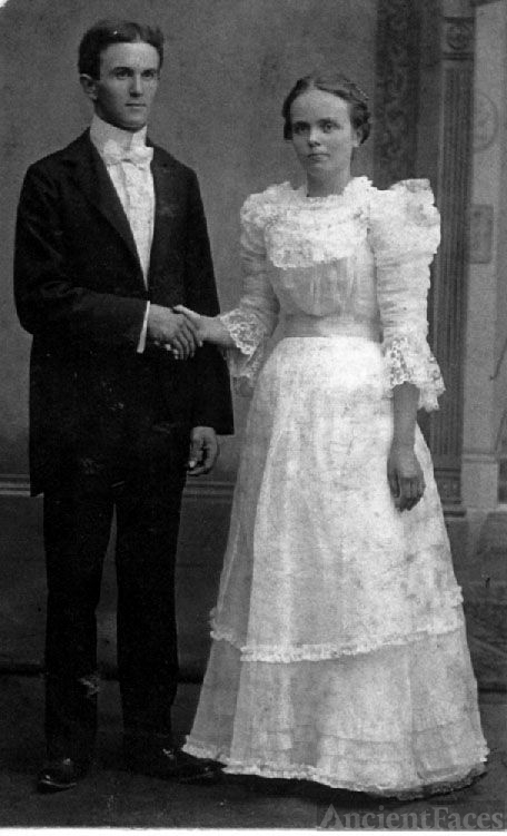 Clarence Thompson & Alma Wright