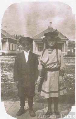 Orville Wade Dearing (b 27 Nov 1905) and Marie Coon (b 30 Sep 1903), Cousins