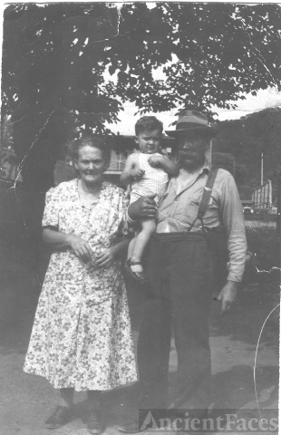 Mary West and John Overbaugh