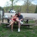 Kathy Burdette and Ricky Dent