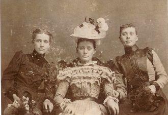 Matilda,Francis and Elvira Inabnit
