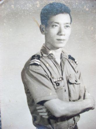 Phan Van Huan, Republic of Viet Nam
