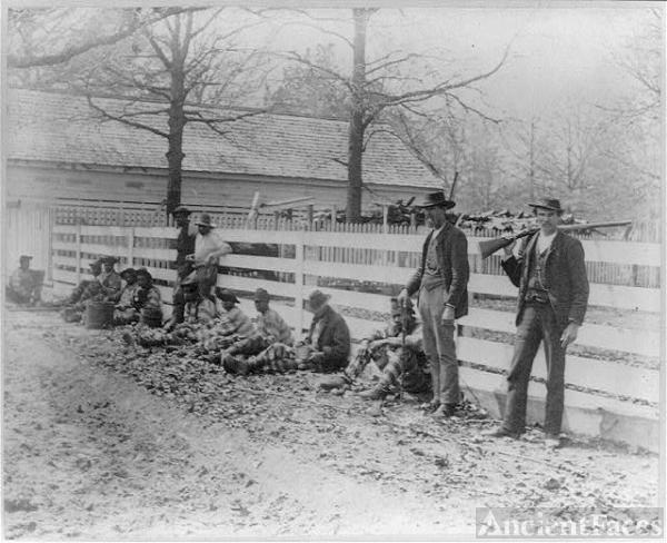 Chain Gang in Georgia