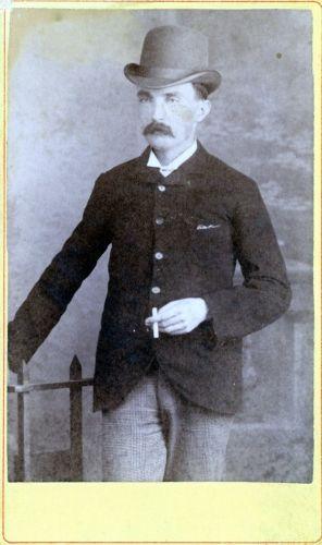 Frank G. Ellis, South Africa