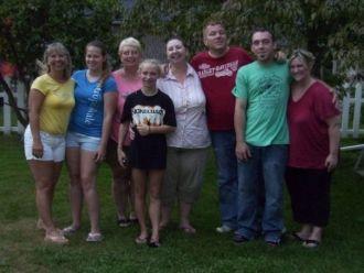 Brenda Smith Hogue Family