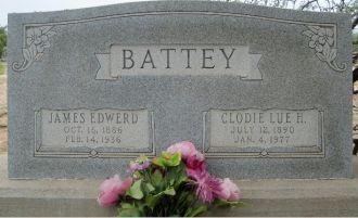 James Edwerd Battey