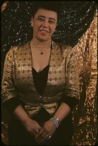 Mabel Mercer, Singer