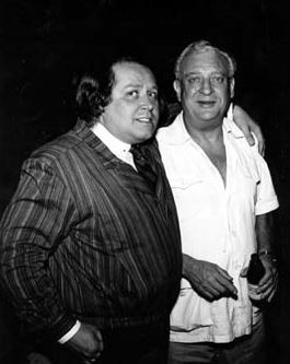 Sam Kinison & Rodney Dangerfield