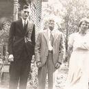 Ernest K Lowe, William Henry McElroy & Jenny McElroy