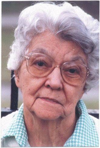 Mary Elizabeth Weise Nelson, IN