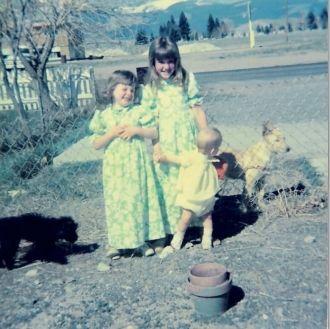 Mary L Reidt & siblings
