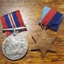 John Edward Morris medals