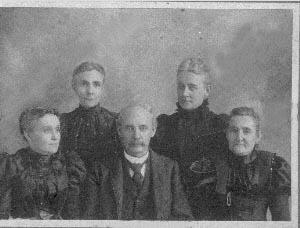 A photo of Mary Louisa Craddick