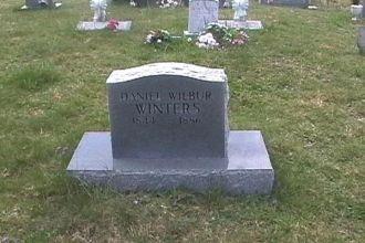 A photo of Daniel W Winters