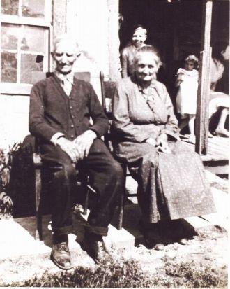 Casper and Eva Baily Williamson