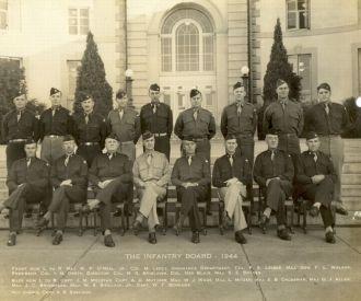 Infantry Board
