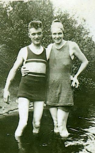 Swimwear ca. 1920's