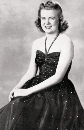 Cora Mae Stout, West Virginia, 1941