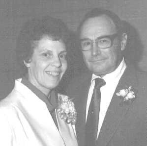 Lillian (Coppersmith) and Dale Hanson