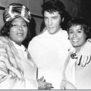 Barbara McNair, Elvis and Mahalia Jackson